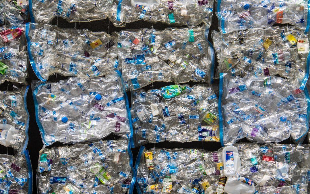 In Italia aumenta il riciclo e il recupero di plastica