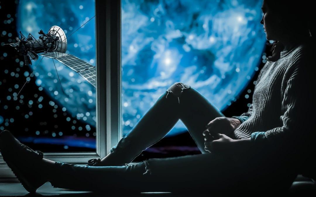 """L'Italia alla guida del progetto europeo """"Moonlight"""" per portare Internet sulla Luna"""