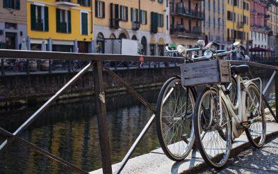 Sventolano 59 nuove bandiere gialle della ciclabilità in Italia