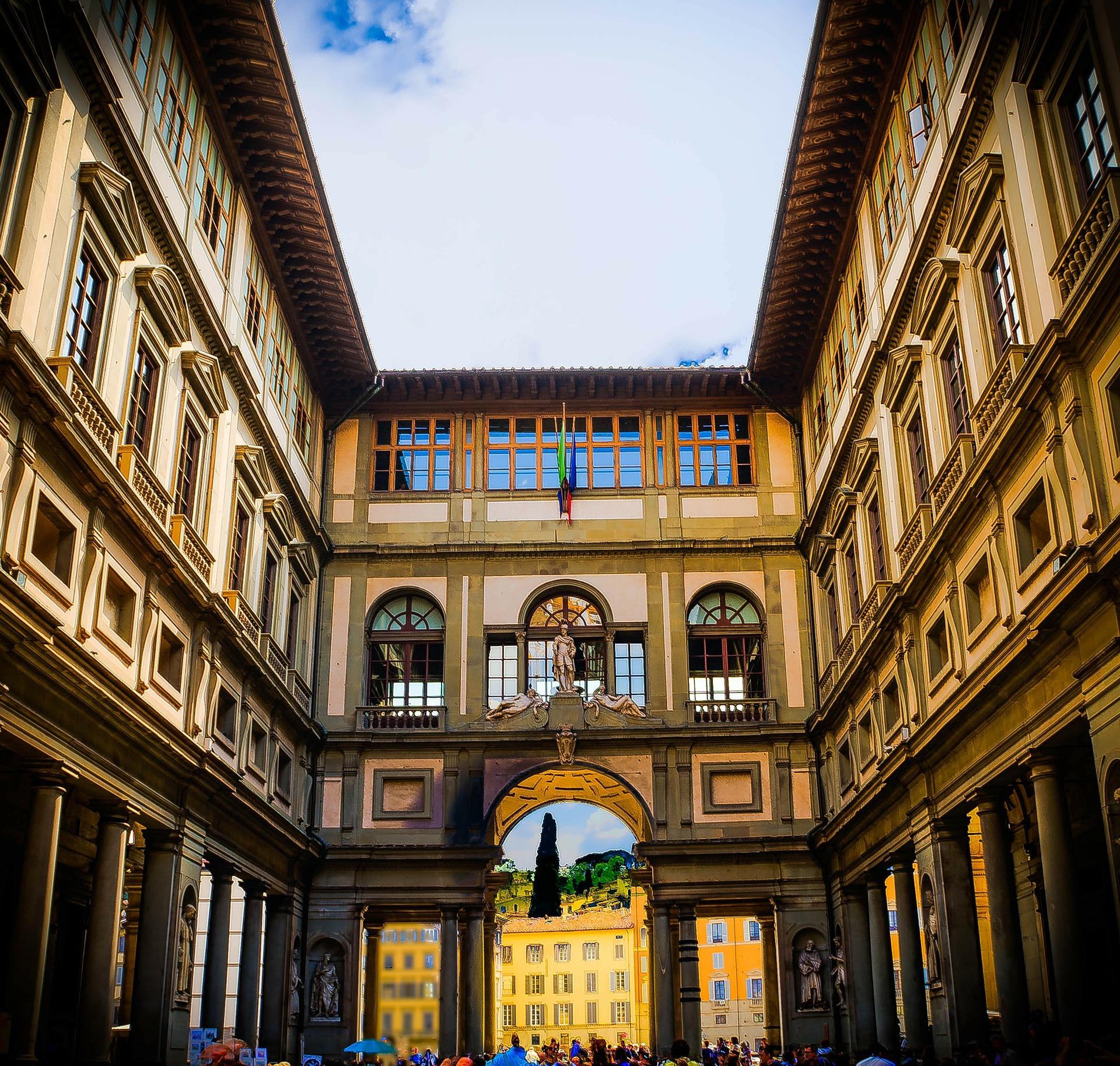 Uffizi_Firenze