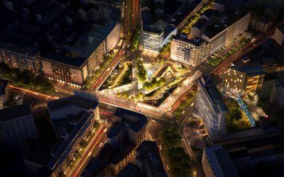 Con la nuova piazza Loreto Milano si prepara alle Olimpiadi